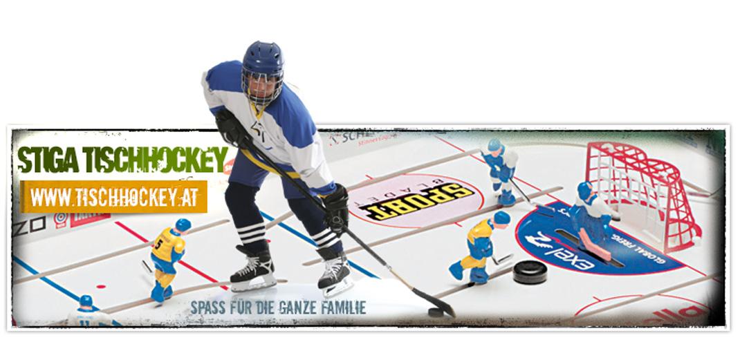 STIGA Tischhockey